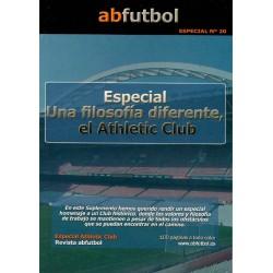 ESPECIAL Nº 20: UNA FILOSOFÍA DIFERENTE, EL ATHLETIC CLUB