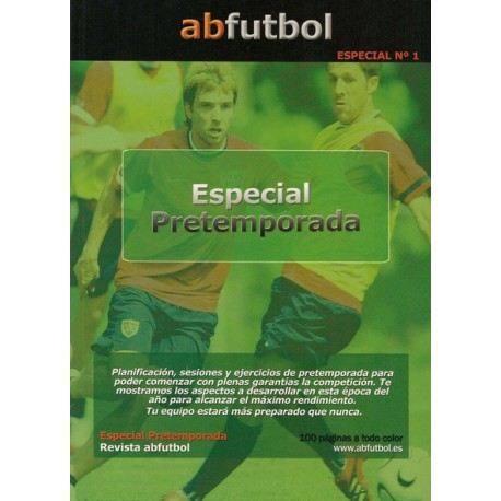 ESPECIAL Nº 1: PRETEMPORADA