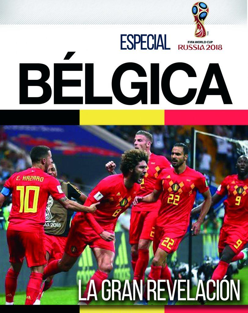 Selección fútbol Bélgica